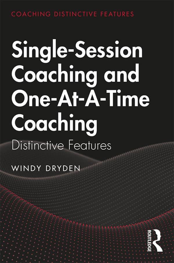 """Windy Dryden laat in dit boek zien hoe effectief het is om in één sessie één vraagstuk aan te pakken: """"one-at-a-time"""""""